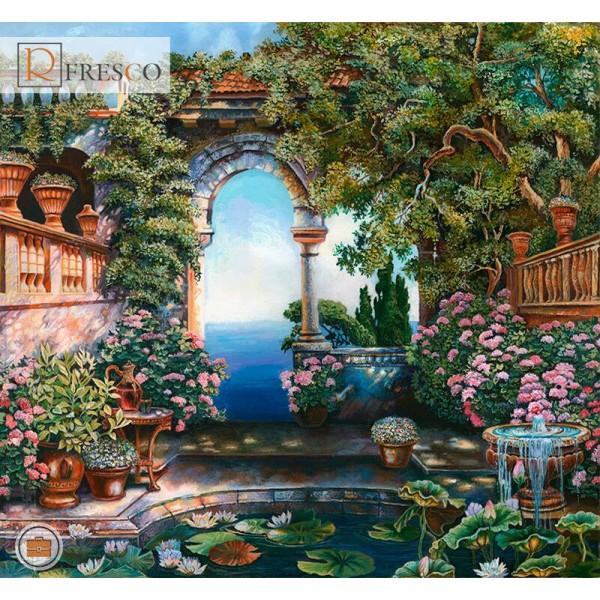 Фреска Renaissance Fresco Landscapes (4261)