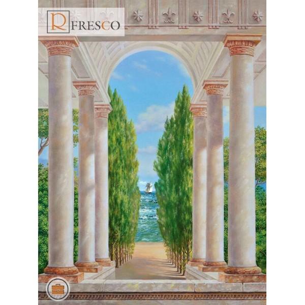 Фреска Renaissance Fresco Landscapes (4284)