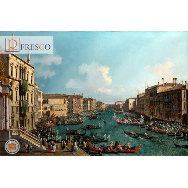 Фреска Renaissance Fresco Landscapes (4307)