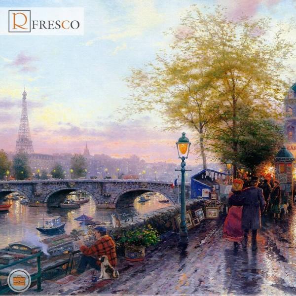 Фреска Renaissance Fresco Landscapes (4345)