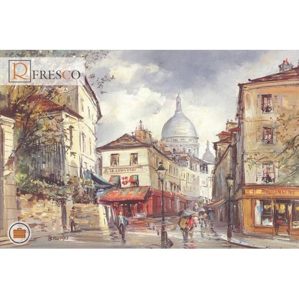 Фреска Renaissance Fresco Landscapes (4357)