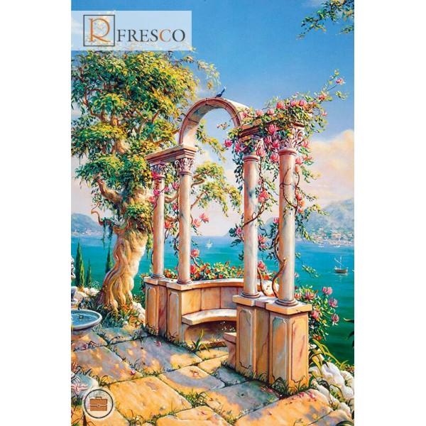 Фреска Renaissance Fresco Landscapes (4358)