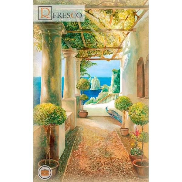 Фреска Renaissance Fresco Landscapes (4361)