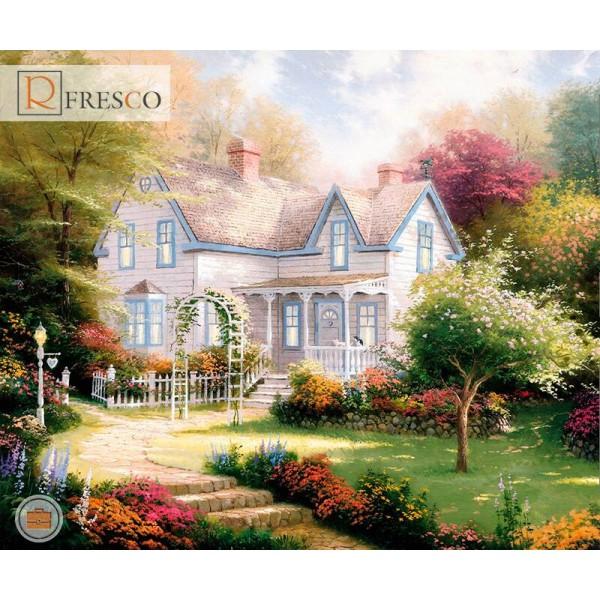 Фреска Renaissance Fresco Landscapes (4368)
