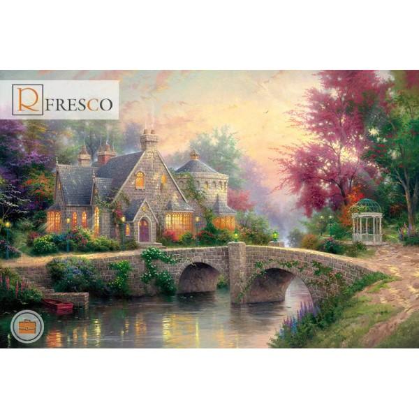 Фреска Renaissance Fresco Landscapes (4372)