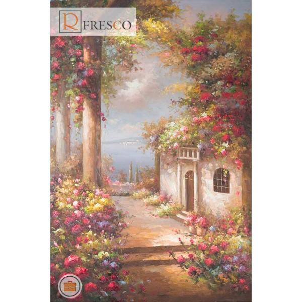 Фреска Renaissance Fresco Landscapes (4391)