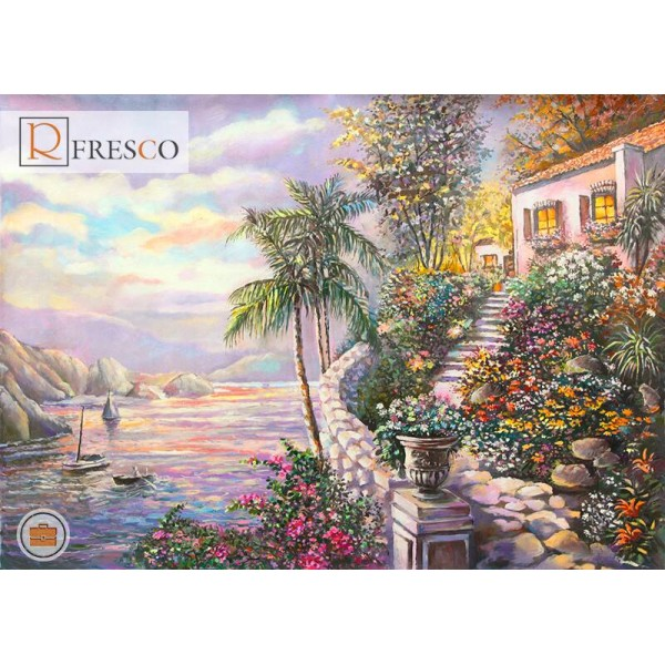 Фреска Renaissance Fresco Landscapes (44021)