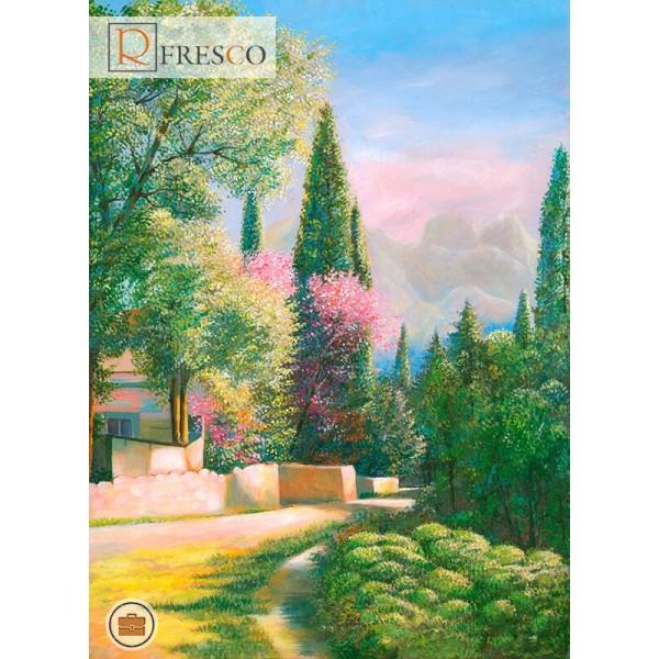 Фреска Renaissance Fresco Landscapes (44022)