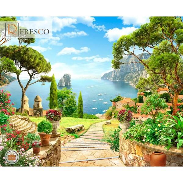 Фреска Renaissance Fresco Landscapes (44042)