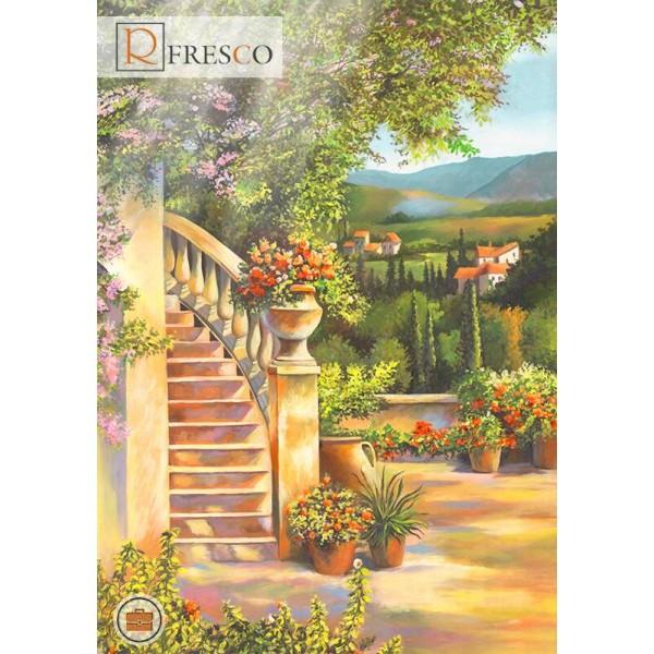 Фреска Renaissance Fresco Landscapes (44062)