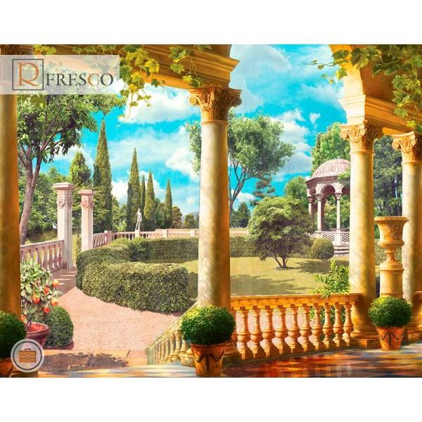 Фреска Renaissance Fresco Landscapes (44084)