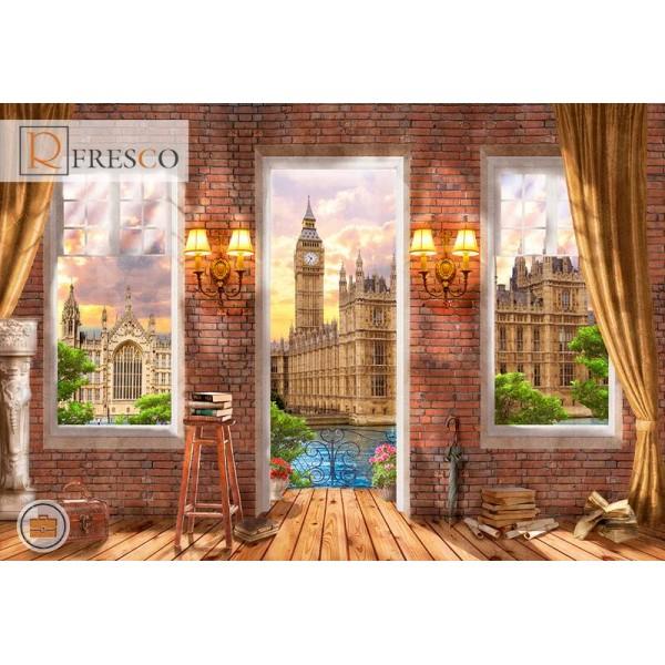 Фреска Renaissance Fresco Landscapes (44106)