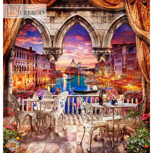 Фреска Renaissance Fresco Landscapes (44121)