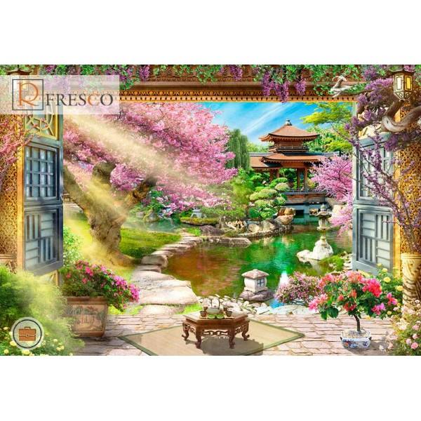 Фреска Renaissance Fresco Landscapes (44126)