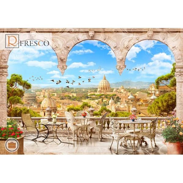 Фреска Renaissance Fresco Landscapes (44127)