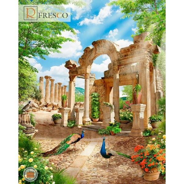 Фреска Renaissance Fresco Landscapes (44130)
