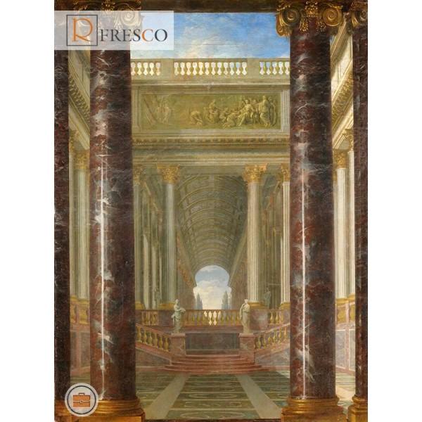 Фреска Renaissance Fresco Landscapes (4414)