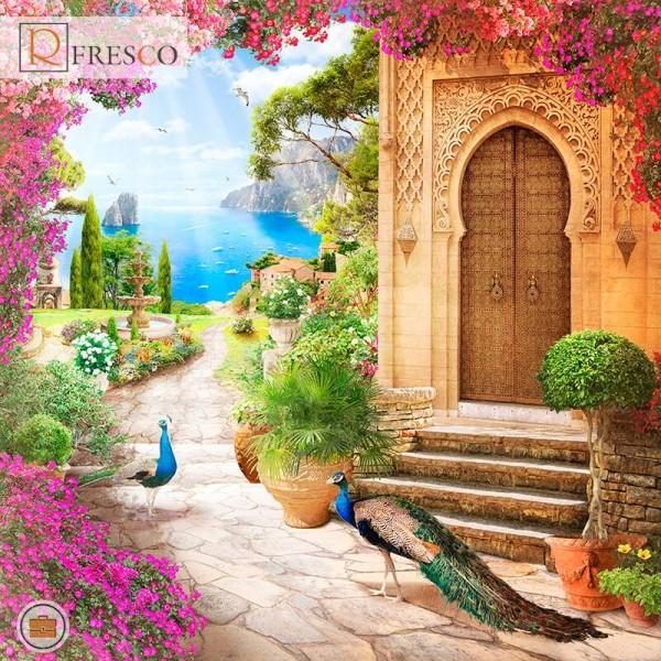 Фреска Renaissance Fresco Landscapes (44164)