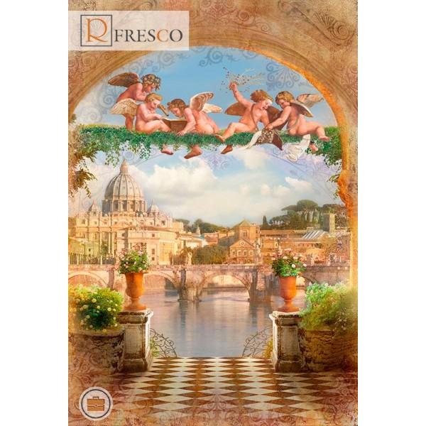 Фреска Renaissance Fresco Landscapes (44185)