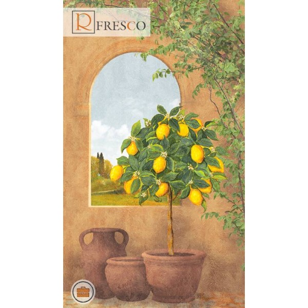 Фреска Renaissance Fresco Landscapes (44186)