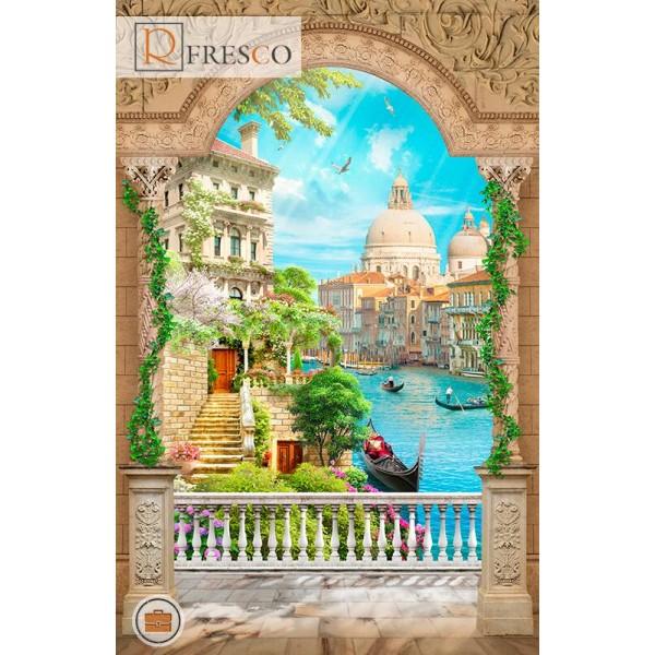 Фреска Renaissance Fresco Landscapes (44213)