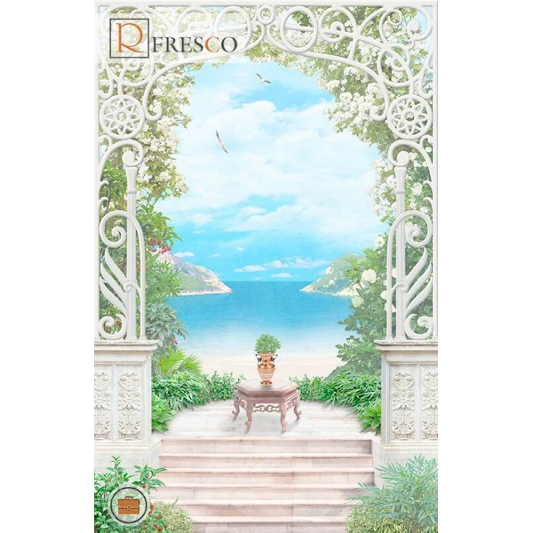 Фреска Renaissance Fresco Landscapes (44216)