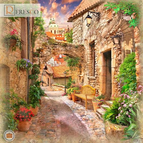 Фреска Renaissance Fresco Landscapes (44231)