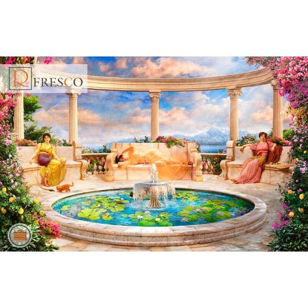 Фреска Renaissance Fresco Landscapes (44242)