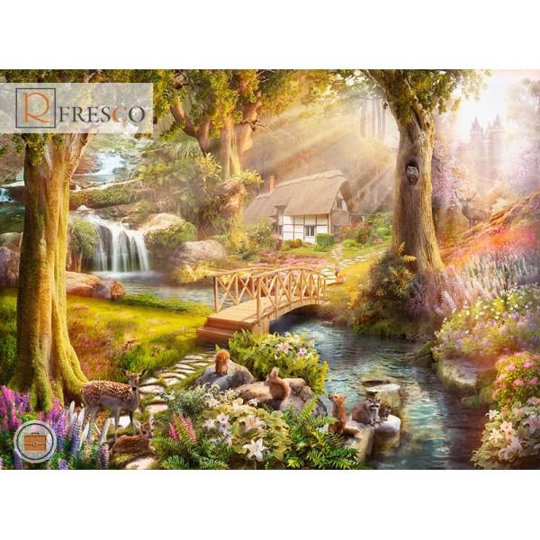 Фреска Renaissance Fresco Landscapes (44245)