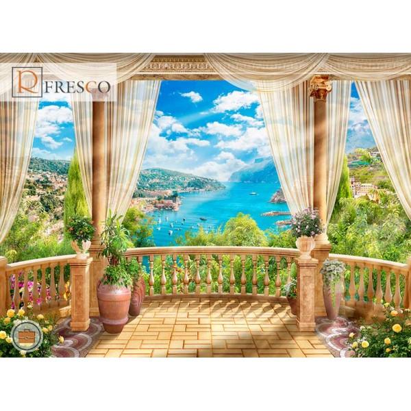Фреска Renaissance Fresco Landscapes (44262)