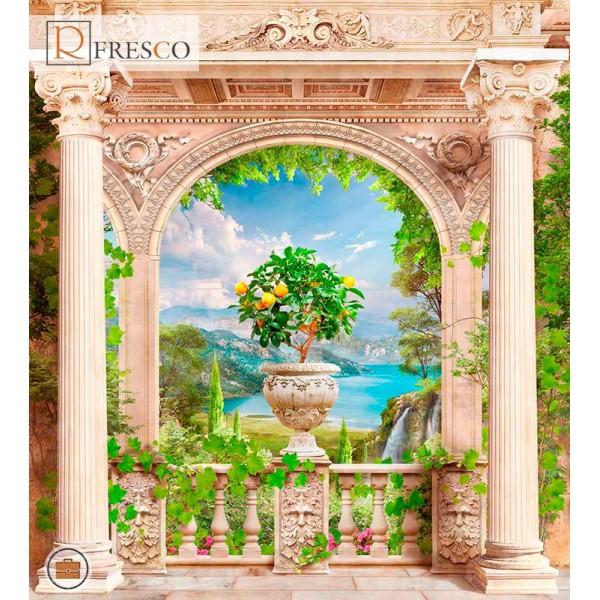 Фреска Renaissance Fresco Landscapes (44271)