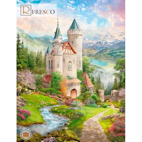 Фреска Renaissance Fresco Landscapes (44291)