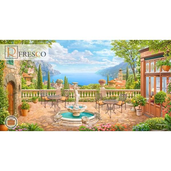 Фреска Renaissance Fresco Landscapes (44295)