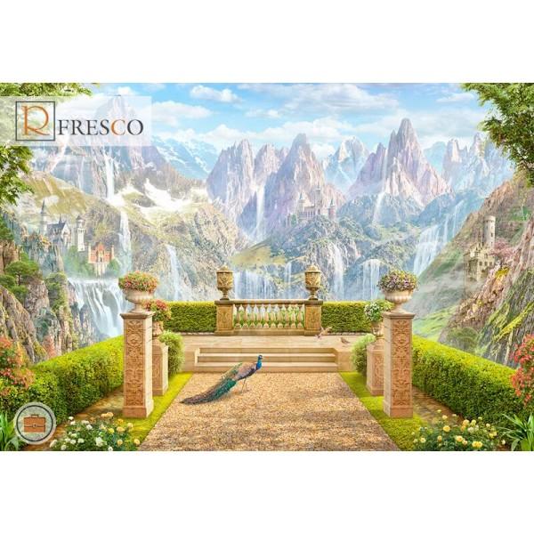 Фреска Renaissance Fresco Landscapes (44302)