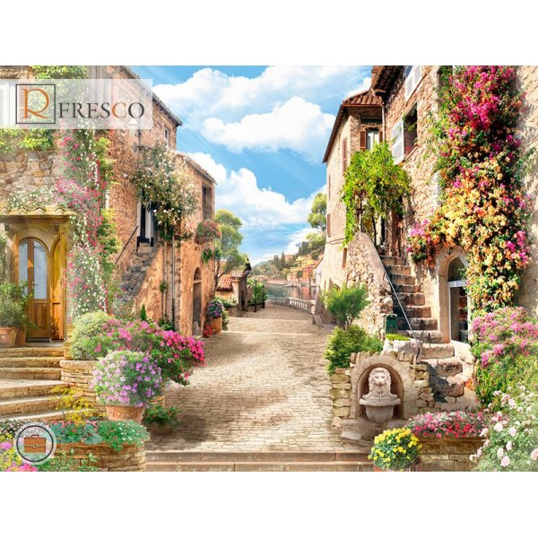 Фреска Renaissance Fresco Landscapes (44305)
