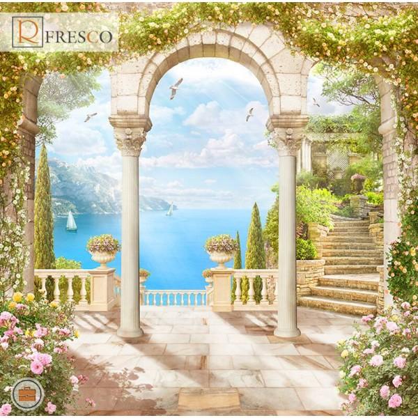 Фреска Renaissance Fresco Landscapes (44316)