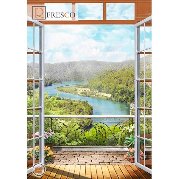 Фреска Renaissance Fresco Landscapes (44401)