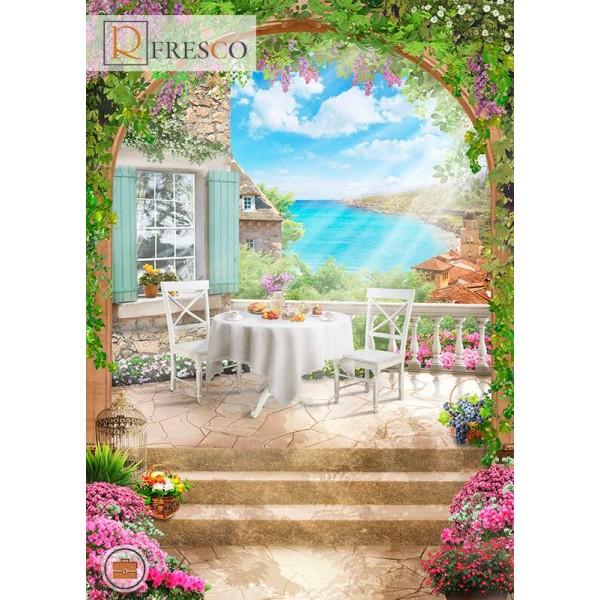 Фреска Renaissance Fresco Landscapes (44402)
