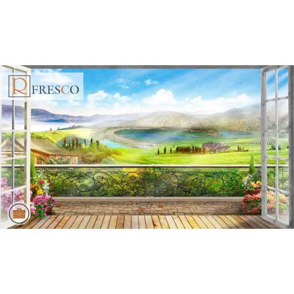 Фреска Renaissance Fresco Landscapes (44403)