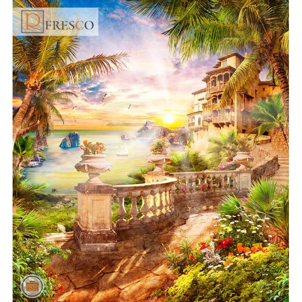 Фреска Renaissance Fresco Landscapes (44409)