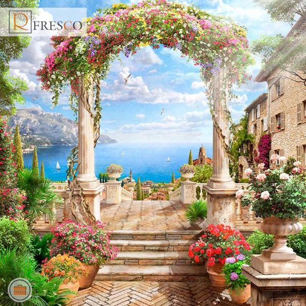 Фреска Renaissance Fresco Landscapes (44410)