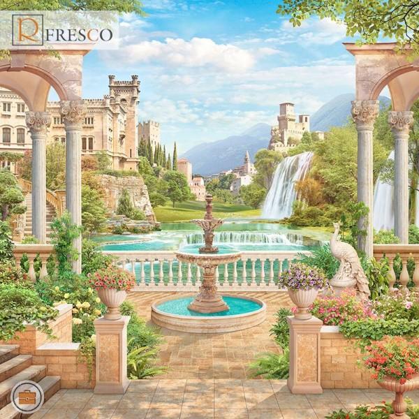Фреска Renaissance Fresco Landscapes (44412)