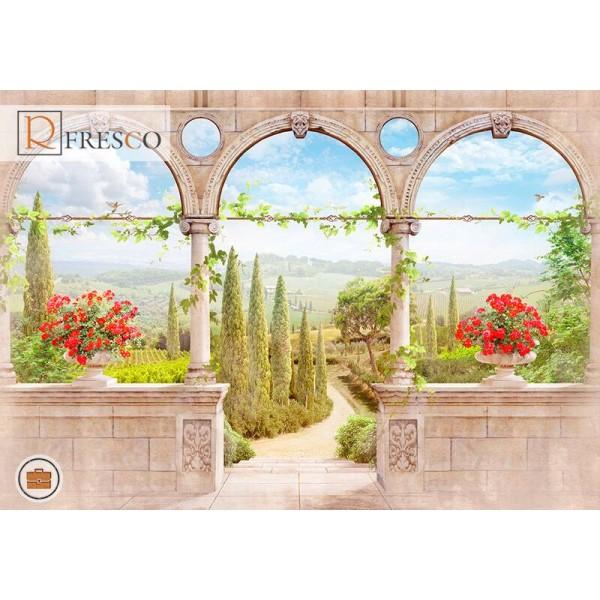 Фреска Renaissance Fresco Landscapes (44420)