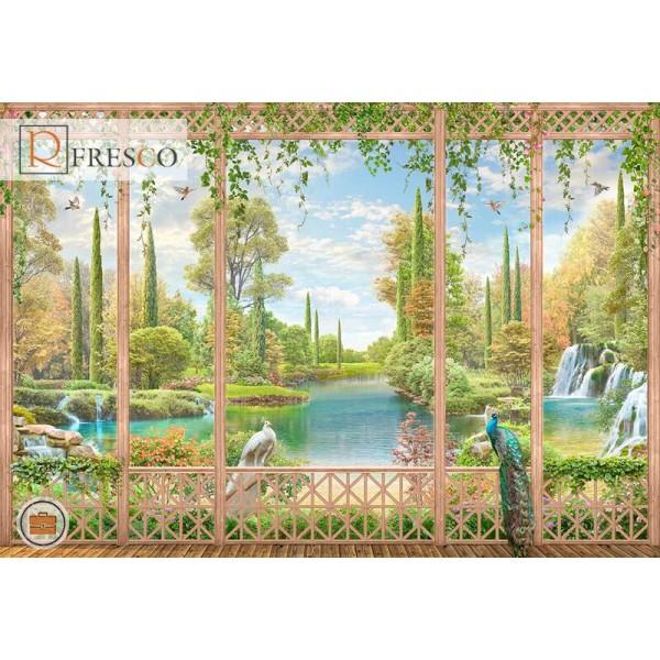 Фреска Renaissance Fresco Landscapes (44422)