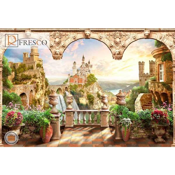 Фреска Renaissance Fresco Landscapes (44423)