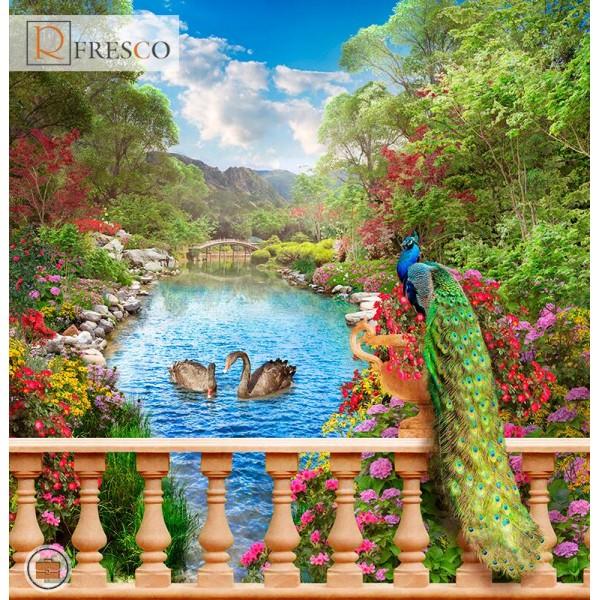 Фреска Renaissance Fresco Landscapes (44430)