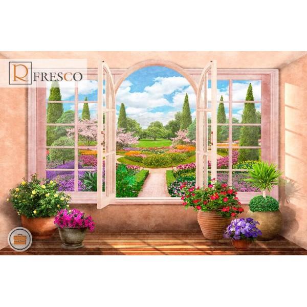 Фреска Renaissance Fresco Landscapes (44431)