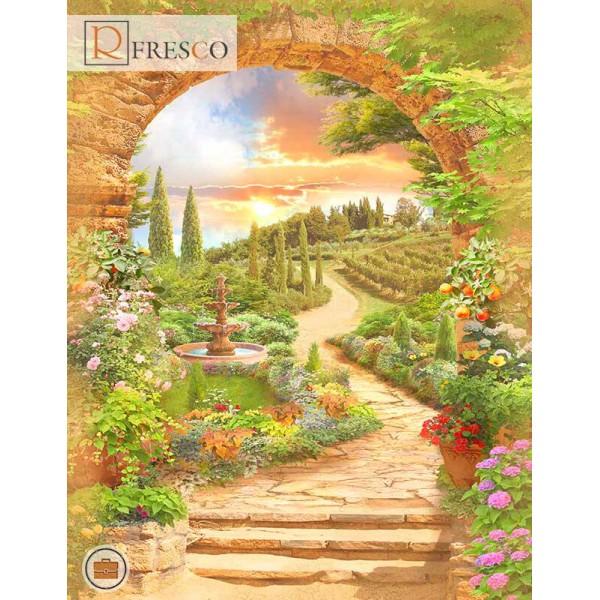 Фреска Renaissance Fresco Landscapes (44446)