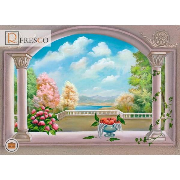 Фреска Renaissance Fresco Landscapes (44451)