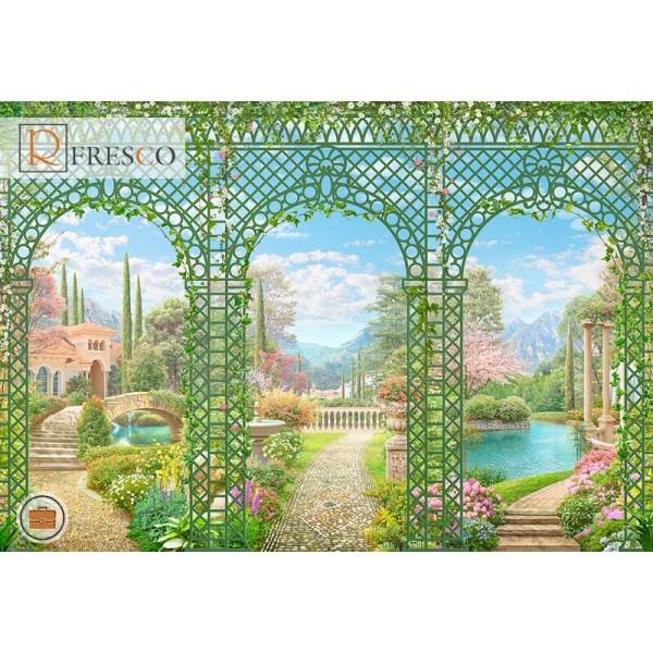 Фреска Renaissance Fresco Landscapes (44455)